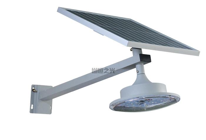 太阳能墙壁灯1