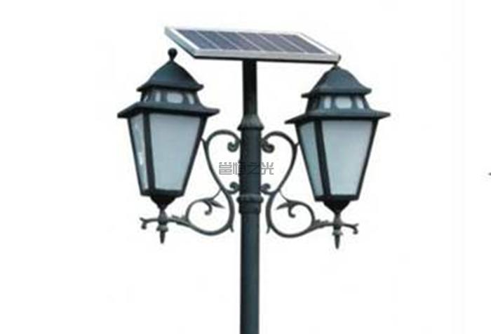太阳能庭院灯3