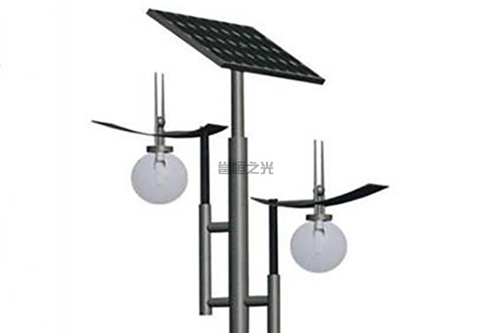 太阳能庭院灯4