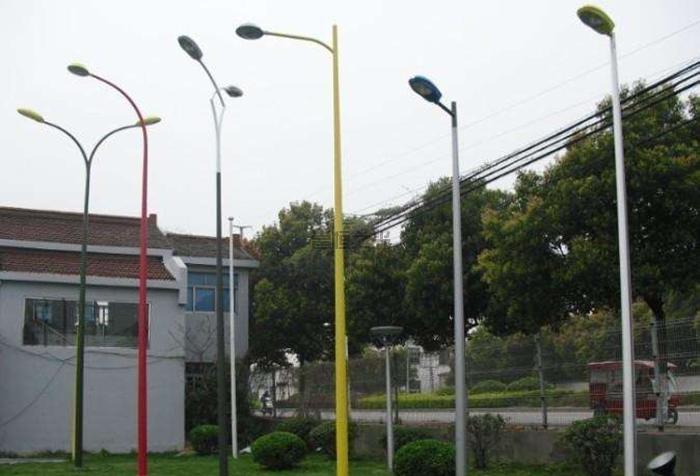 3-12米市电灯杆2