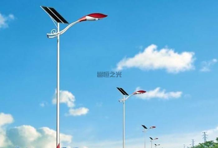 3-12米太阳能灯杆4