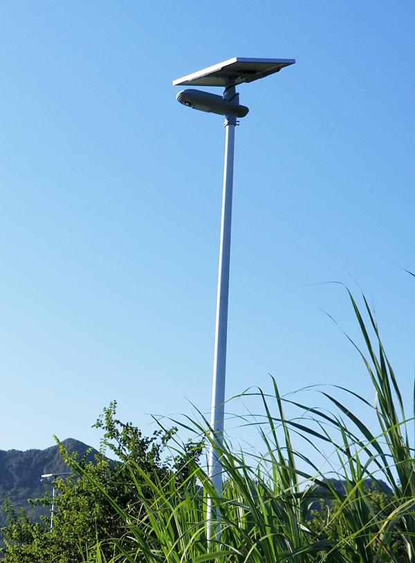 太阳能路灯——扬帆灯