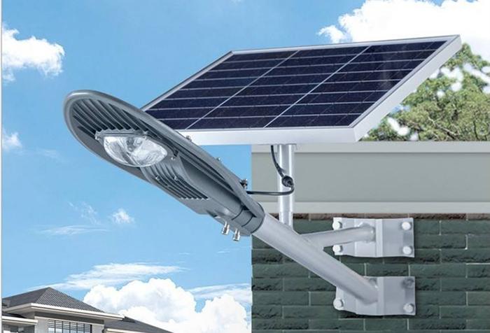 太阳板壁灯1
