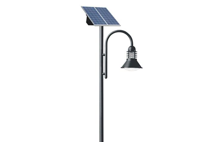 太阳能庭院灯1