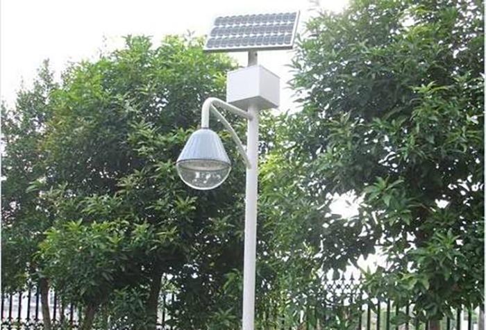 太阳能庭院灯2