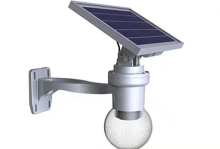 太阳能庭院灯9