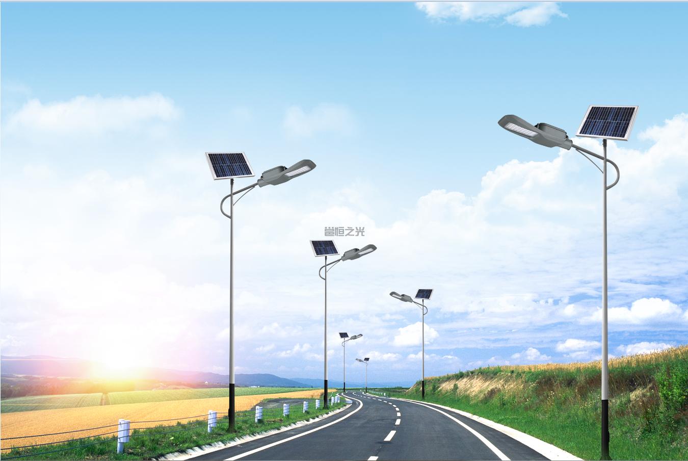 太阳能--鲲鹏灯