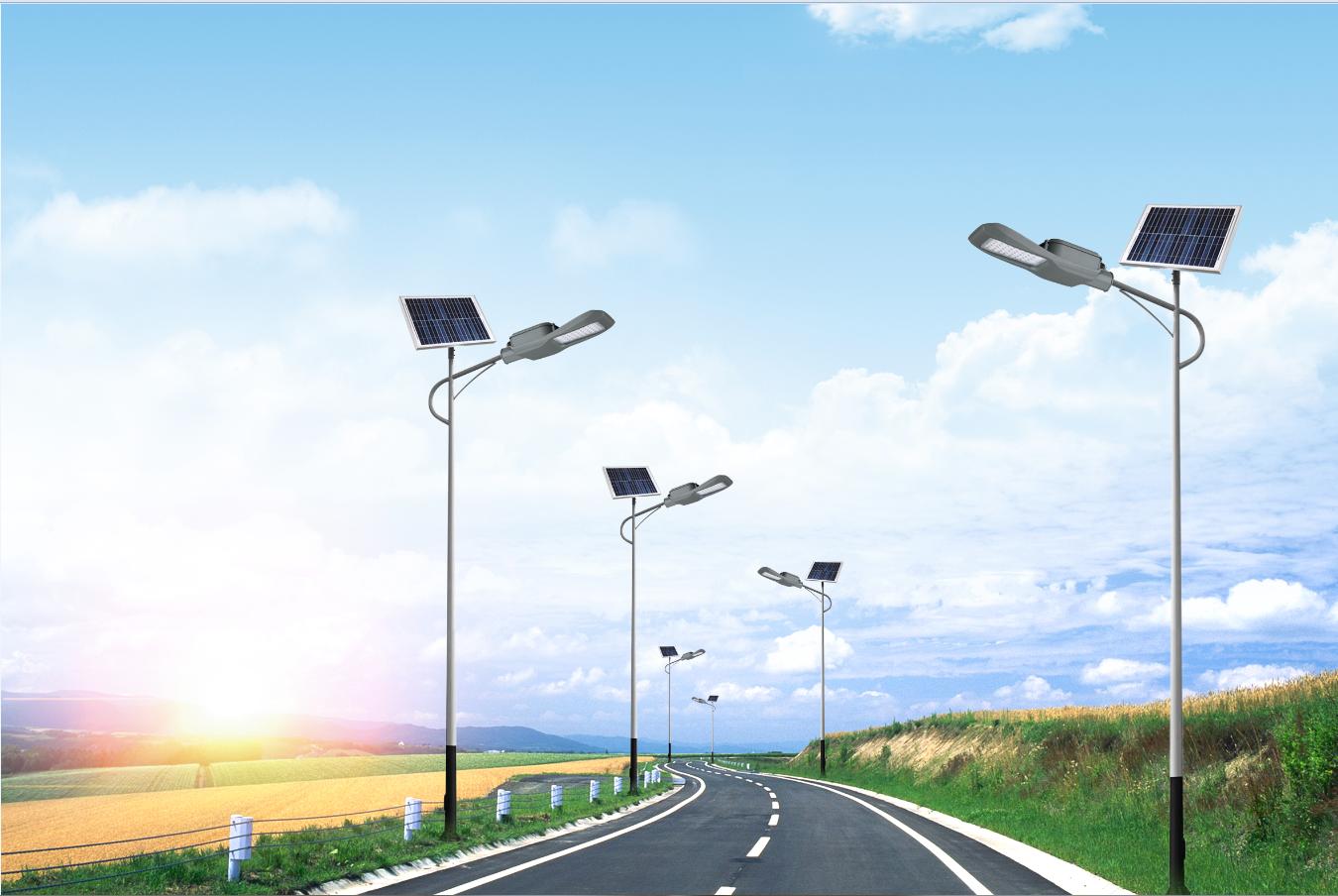 太阳能路灯-飞鹰灯